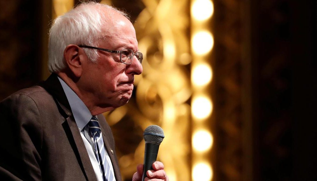 US elections 2020 : Bernie Saunders throws in the towel